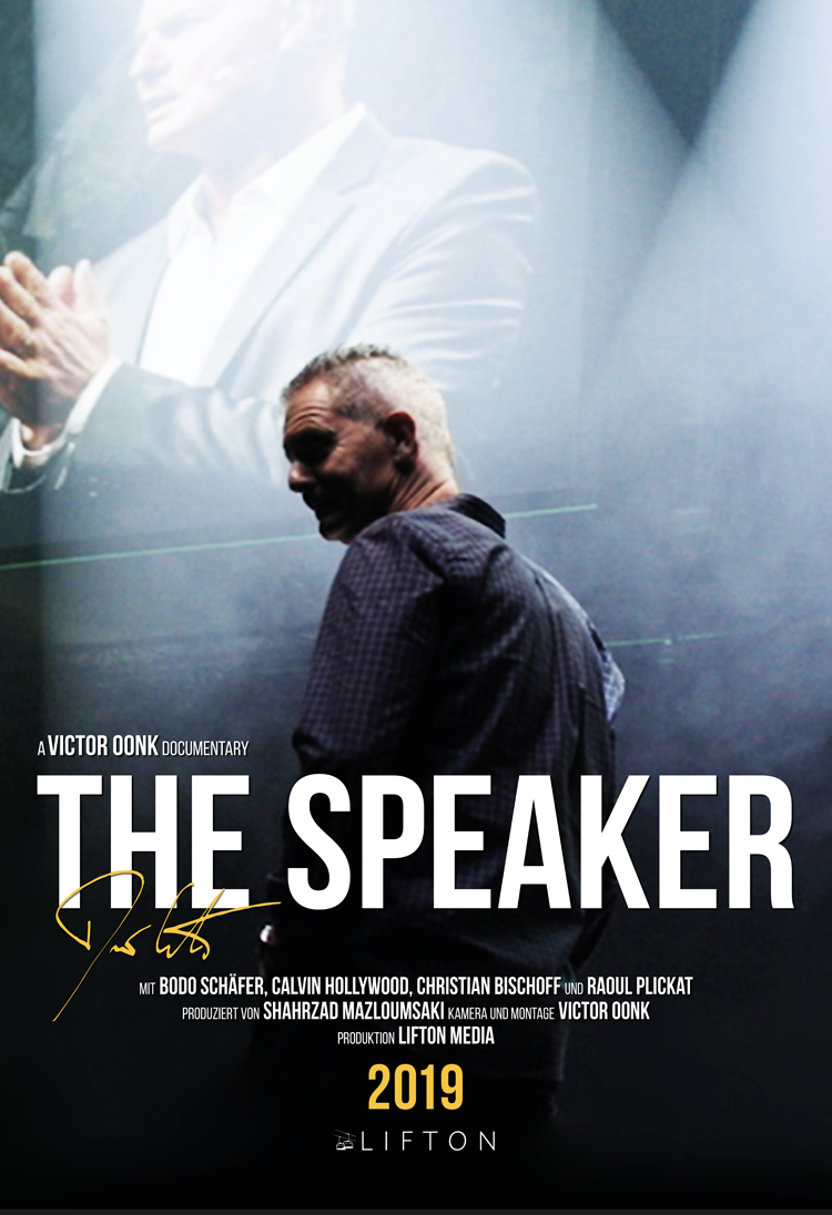 The Speaker reaches Top 2 on iTunes Charts – Susi Dollnig